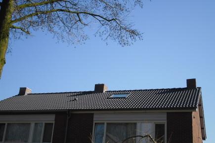 Nieuwe dakconstructies (tweekapper)